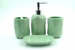 bathroom utensils set