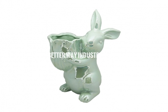 wholesale pearlized flower pots